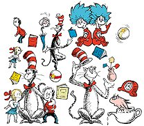 Attractive Dr. Seussu0027 Wonderful Characters From The Cat In The Hat Come To Life In Part 9
