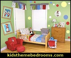 Superieur Dr Seuss Nursery Decorating Ideas   Cat In The Hat Theme Bedroom Decorating    Fun Dr Seuss Themed Murals   Childrens Creative Bedrooms   Fantasy Style  Dr ...