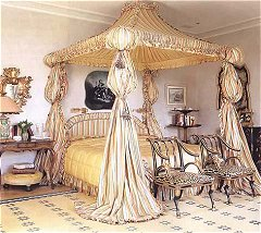 Design A Marie Antoinette Inspired Bedroom