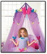 butterfly garden bedroom decorating - butterfly decorations ...