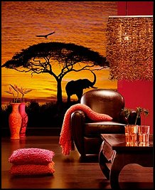 safari bedroom decor ideas expand your horizons and beautify your living space printed on - African Bedroom Decorating Ideas